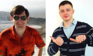 Василий Ногинов и Евгений Гурьев